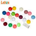 Colorful Light Balls For Christmas Decoration Luminous Toys In Kids Room Festival Home Deco Pretty Boys Girls Toy