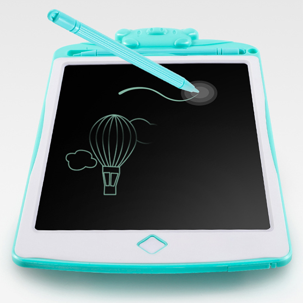 Pad Kids Erasable Digital Educational Smart LCD Writing Tablet Handwriting With Stylus Painting Electronic Message Anti Fall image