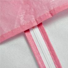 Newest 150cm Breathable Wedding Prom Dress Gown Garment Dustproof Bag Clothes Cover