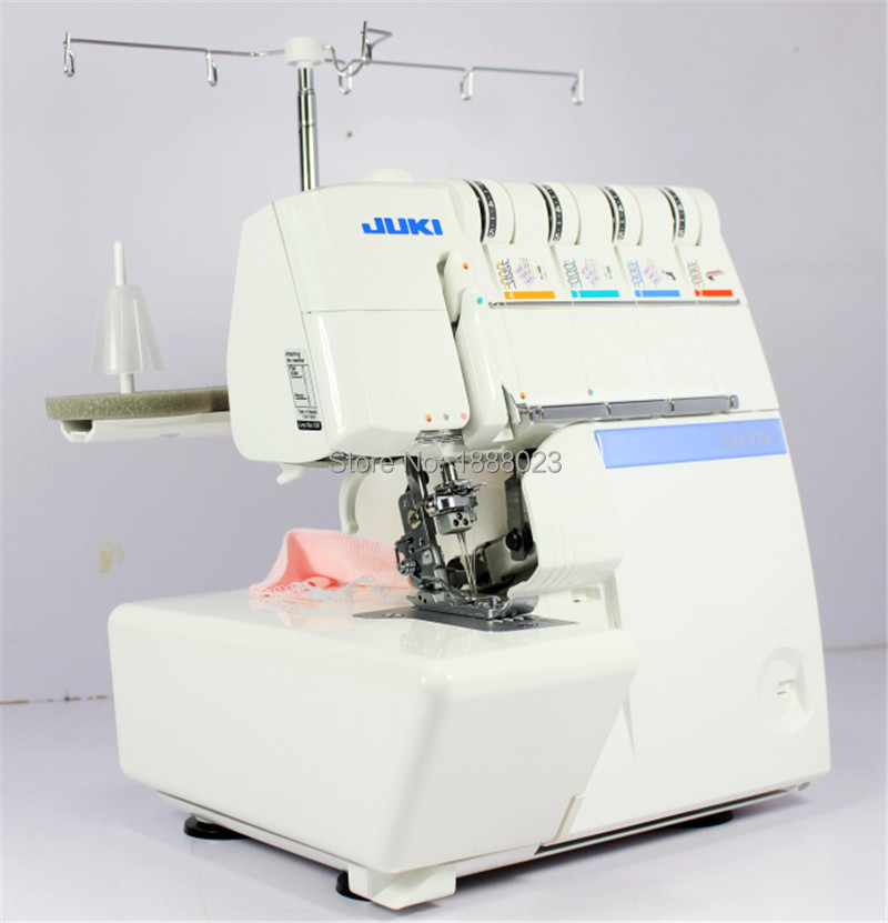 Overlock Sewing Machine And Cover Stitch Sewing Machine Juki MO 40 Magnificent Coverstitch Sewing Machine
