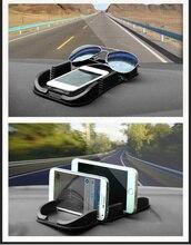 Автомобиль две сим карты многофункциональный коврик автомобильный телефон поддерживает навигация поддерживает универсальный держатель мобильного телефона