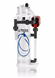 Marine Quelle Kalkreaktor DCR-120 DCR-150 DCR-200 DCR-200H für Aquarium Marine Fisch Korallen Salz Wassertank