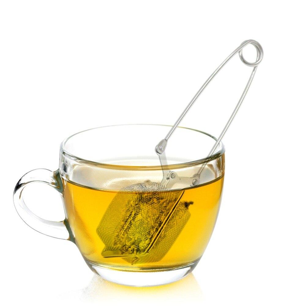 Чай фильтр Нержавеющаясталь ручка Sphere сеточка для заваривания чая Кухня гаджет Кофе фильтр для травяного настоя диффузор Чай s мяч Чай гор...