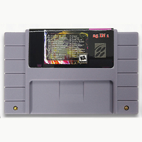 25 In 1 With Contra 3 Hagane Sonic Blast Castlevania DX 16 Bit Save File Big