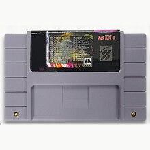 25 em 1 com Contra 3 Hagane Sonic Blast Castlevania DX 16 bit Arquivo de Save Big Cinza Jogo Consola de jogos Para OS EUA Versão NTSC jogador