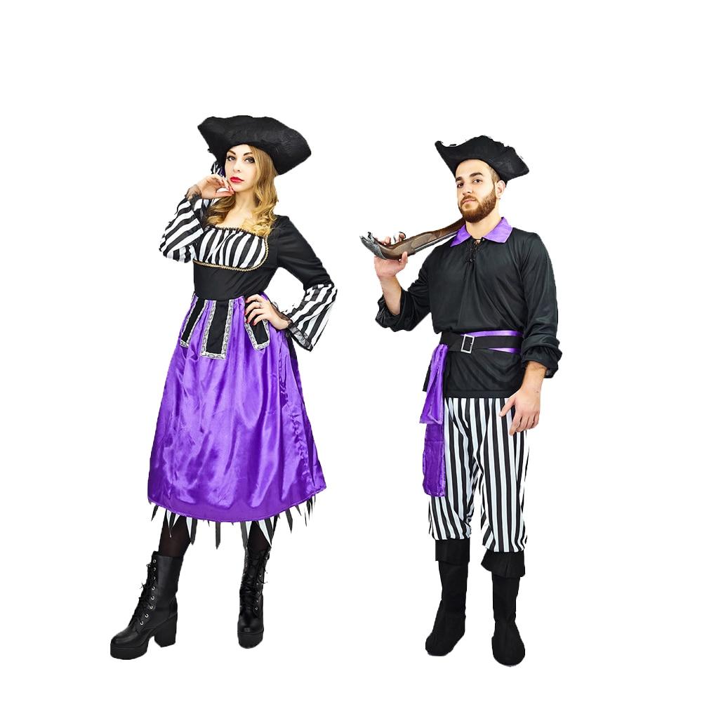Costumes Couplings Beli Murah Lots From China Fantasia T Shirt Pria Castlevania Death Baru Kedatangan Dan Wanita Caribbean Bajak Laut Kostum Seragam Halloween Karnaval Pesta Pasangan Set Untuk