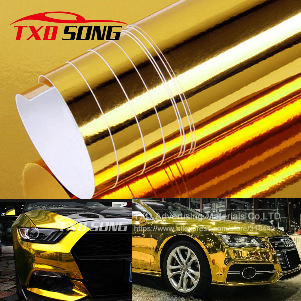 Image 5 - Newest High stretchable mirror silver black gold Chrome Mirror flexible Vinyl Wrap Sheet Roll Film Car Sticker Decal Sheet-in Car Stickers from Automobiles & Motorcycles