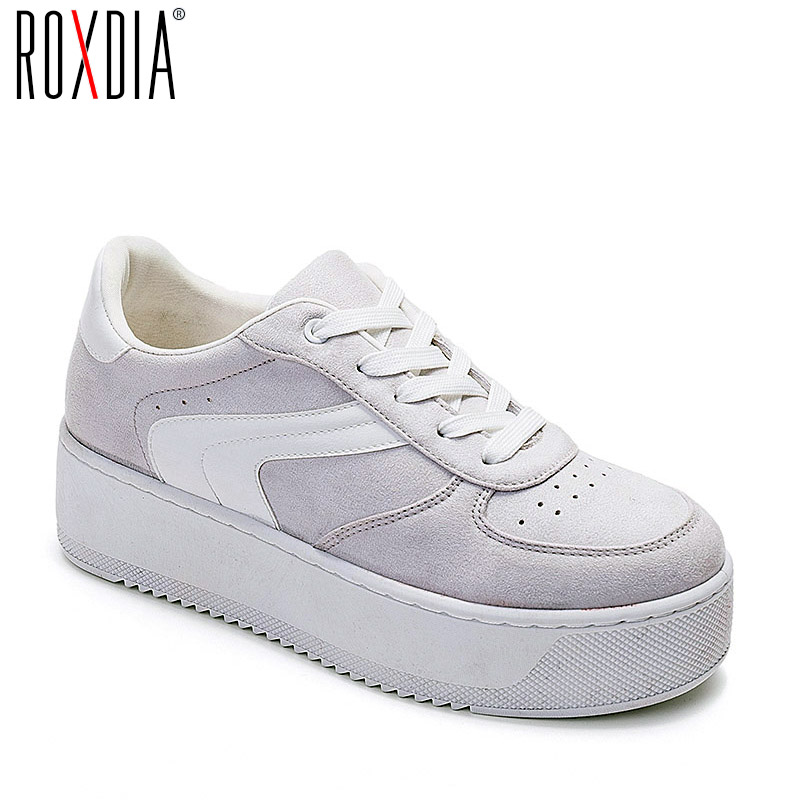 ROXDIA brand shoes woman sneakers spring platform women