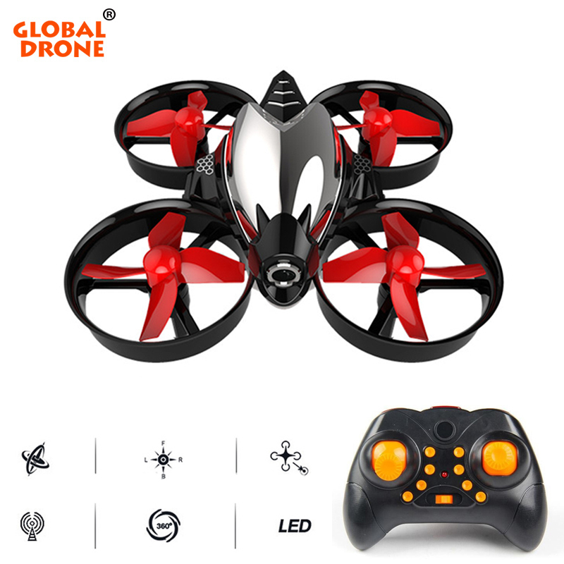 Global Drone Camera Best-Toy Mini Quadrocopter Headless With HD 4CH 6-Axis 3d-Flip Mode