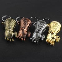 Marvel Avengers Infinity War Thanos Glove Gauntlet Keychain (4 colors) 3