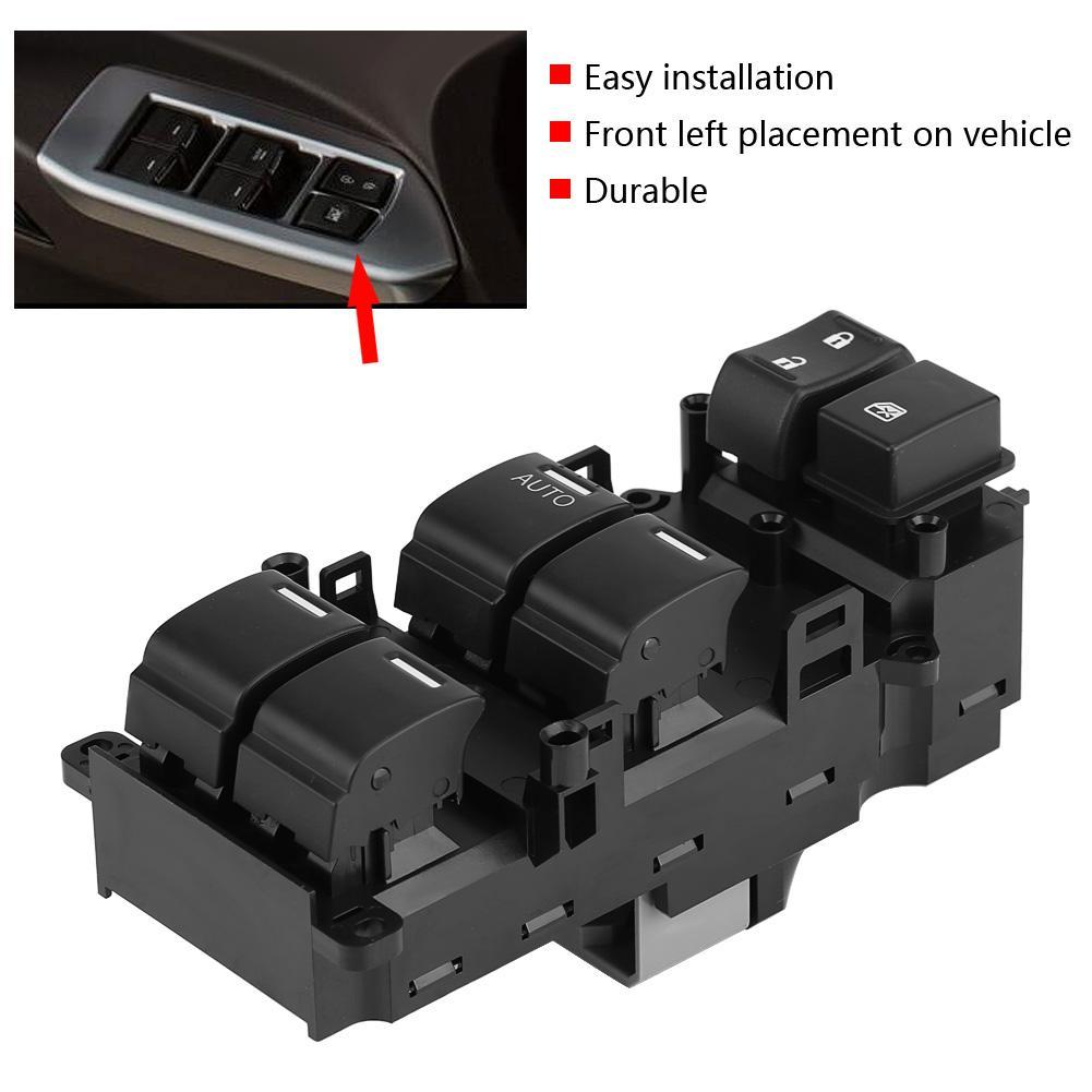 Image 5 - 35750 TB0 H01 автомобиль электрический Мощность переключатель окна Управление передний левый для Honda Accord 2008 2009 2010 2011 2012 Новое поступление-in Переключатели и рычаги для авто from Автомобили и мотоциклы