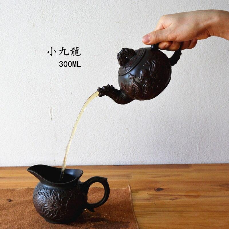 2015 настоящая Ограниченная серия для Sgs шейкер для протеина бутылки для воды стакан нечетный хороший чайник чай тайваньской печи кунг фу - 5