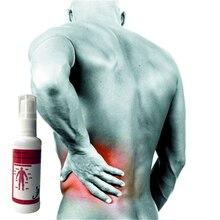 1Pcs Pain Relief Spray 100% Original Herbal Essential Oil For Rheumatoid Arthritis Joint Muscle Rub Medical Plaster Health Care rheumatoid arthritis joint pain relief device health care product