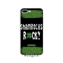 Paddy's day St. Patrick's Day Irish Pub soft phone case N.1 for Samsung