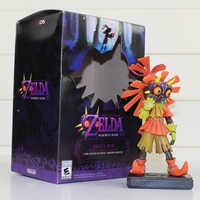 15 centimetri Leggenda di Zelda Figura Giocattolo majora mask 3D Cranio Del Capretto Da Collezione Figurine Zelda Modello Bambola Giocattolo Per I regali