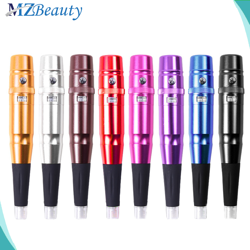 Cheaper Tattoo Permanent Makeup Pen Machine Eyebrow Make Up Eyebrows Lip Tattoo Machines Swiss Motor Pen Gun Maquina De Tatuagem