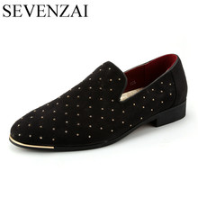 Buy men shoes with studs and get free shipping on AliExpress.com 0eceb2166b08
