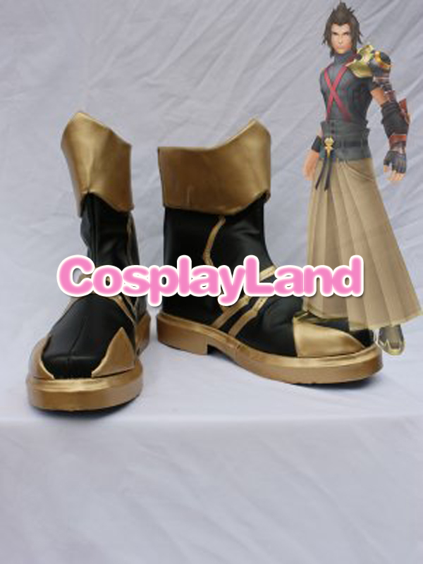 Detail Feedback Questions about Customize Boots Kingdom Hearts