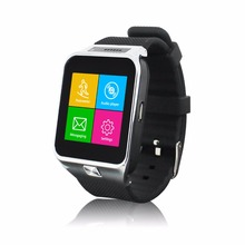 Sensible WatchWearable Units  Assist SIM TF Card Electronics Wrist Telephone Watch For Android and IOS Smartphone Smartwatch