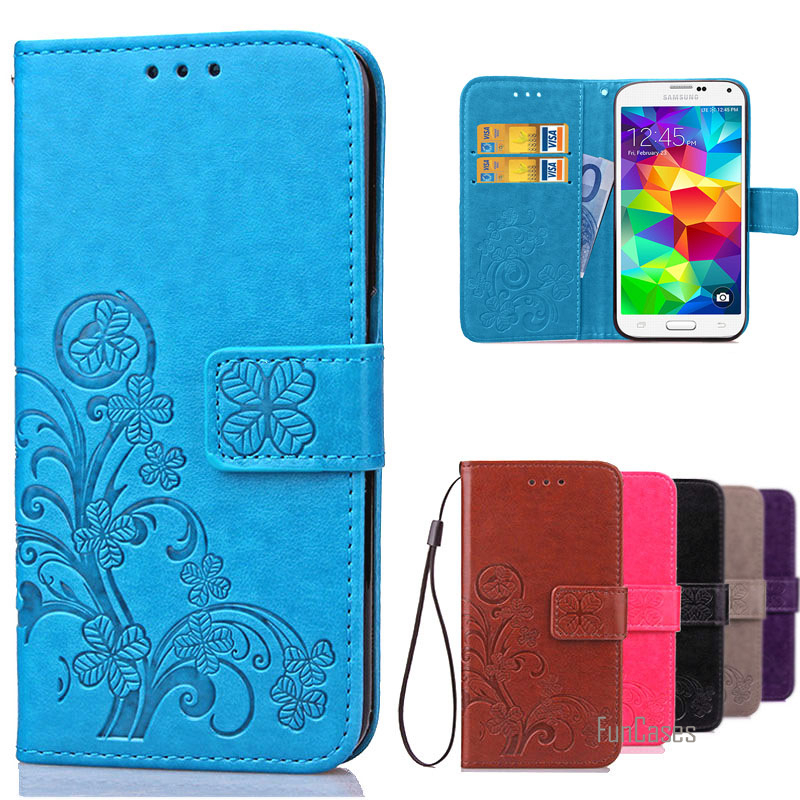 <font><b>S5</b></font> i9600 Luxury <font><b>Leather</b></font> Wallet Cover <font><b>Case</b></font> For <font><b>Samsung</b></font> Galaxy <font><b>S5</b></font> <font><b>Case</b></font> Stand Card Holder Phone Bag Flip Cover For <font><b>Samsung</b></font> <font><b>S5</b></font> <font><b>Case</b></font> image