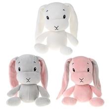 Lucky Cute Rabbit Plush Toy Stuffed Rabbit Doll Baby Animal Toy Fashion Gift стоимость