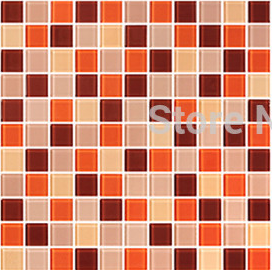 Clear Crystal 3D puzzle glass mosaic,backsplash swimming pool tiles,Kitchen,Bathroom tub surrounding home decor sticker,LSNSJ01 пазлы crystal puzzle 3d головоломка вулкан 40 деталей