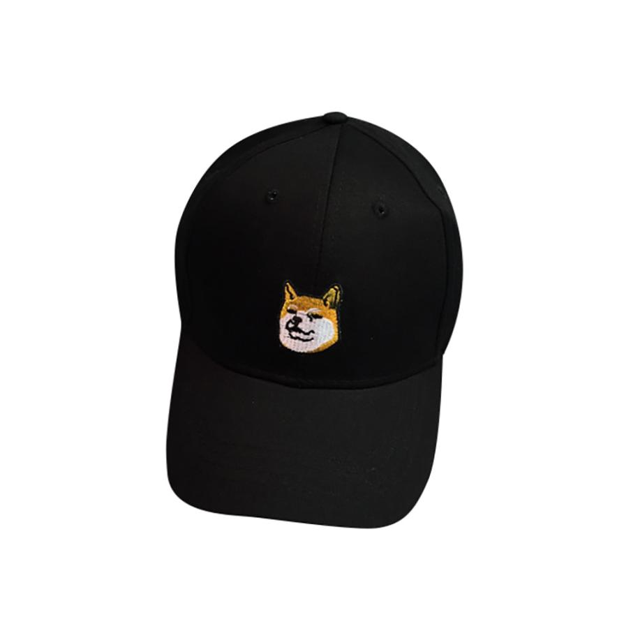 JAYCOSIN 2018 Hat Newly Design Embroidery Akita Dog   Baseball     Caps   j9