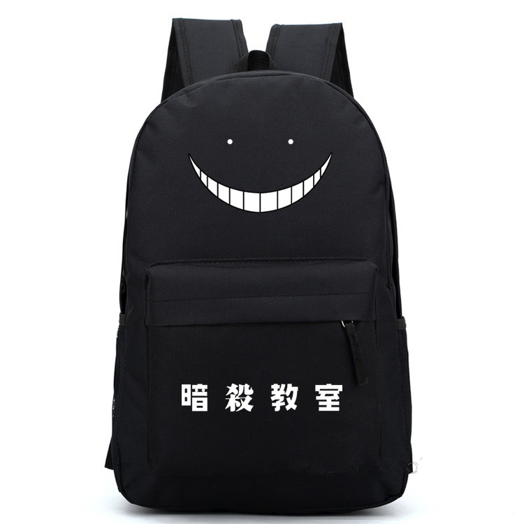 Assassination classroom Kid's Backpack Anime Shoulder School Travel Bag Gift 45 x 32 x 14 cm sosw fashion anime theme death note cosplay notebook new school large writing journal 20 5cm 14 5cm