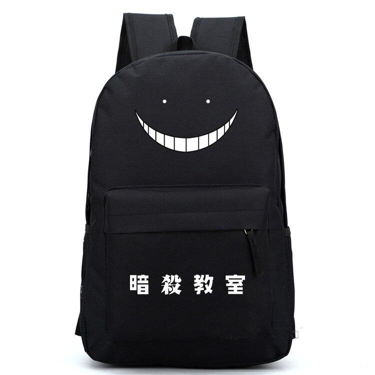 Assassination classroom Kids Backpack Anime Shoulder School Travel Bag Gift 45 x 32 x 14 cm