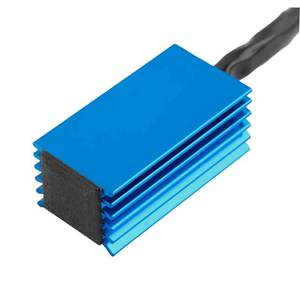 Image 4 - 70x35x29mm New Blue Arrival Performance 6 Pin Racing CDI Box Ignition Coil For GY6 Scooter Moped 50cc 150cc
