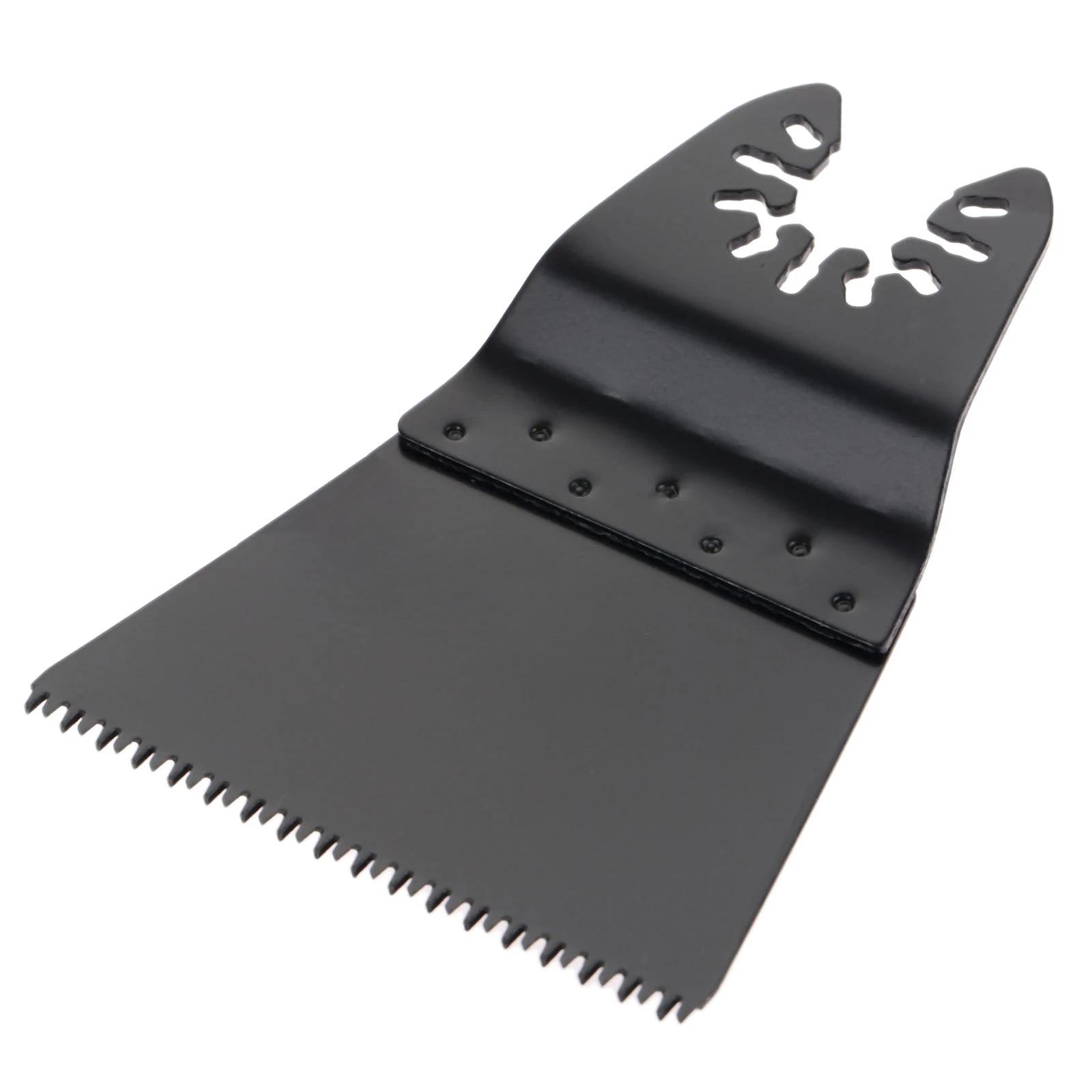 10pcs Oscillating Multi Tool 65mm Saw Blades Cutting Wood Plastic For  UK