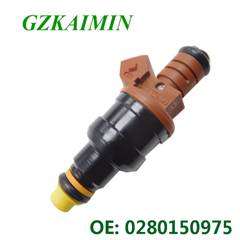 6x new Fuel Injector NOZZLE INJECTION OEM 0280150975 0280150975 0 280 15 0975 High Performance for