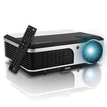 CAIWEI 3800 lúmenes LED Proyector LCD Proyector de Vídeo HDMI TV Lectura Directa de USB de Cine En Casa Para Juegos de la Película Home Dormitorio cine