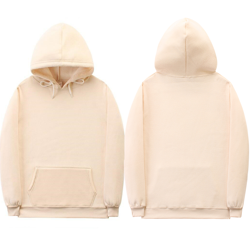 2018 nueva moda Hip hop streetwear hoodie hombres mujeres Sudadera con capucha blanca