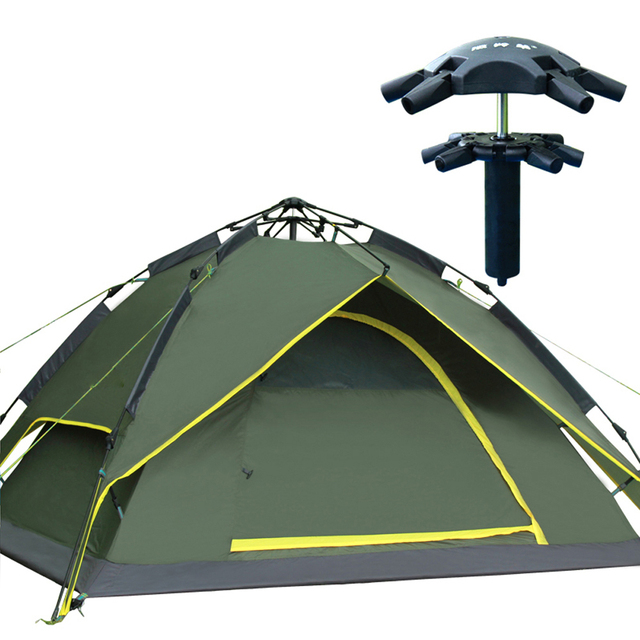Double Layer Automatic Opening Outdoor C&ing Tent 240*210cm Waterproof Hiking Ploysteru0026Oxford Tent Protective Shelter  sc 1 st  AliExpress.com & Double Layer Automatic Opening Outdoor Camping Tent 240*210cm ...