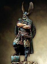 Kit de modèles Viking Chief en résine 90mm 1/20