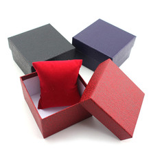 Durable Present Gift Box Case For Bracelet Bangle Jewelry Watch Box Wristwatch Packaging Case 2AP22 YL