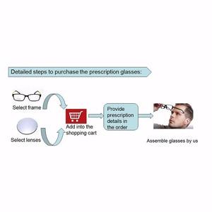 Image 4 - Kirka 1.60 Index Prescription Lenses Resin Aspheric Glasses Lenses for Myopia/Hyperopia/Presbyopia Eyeglasses Lens