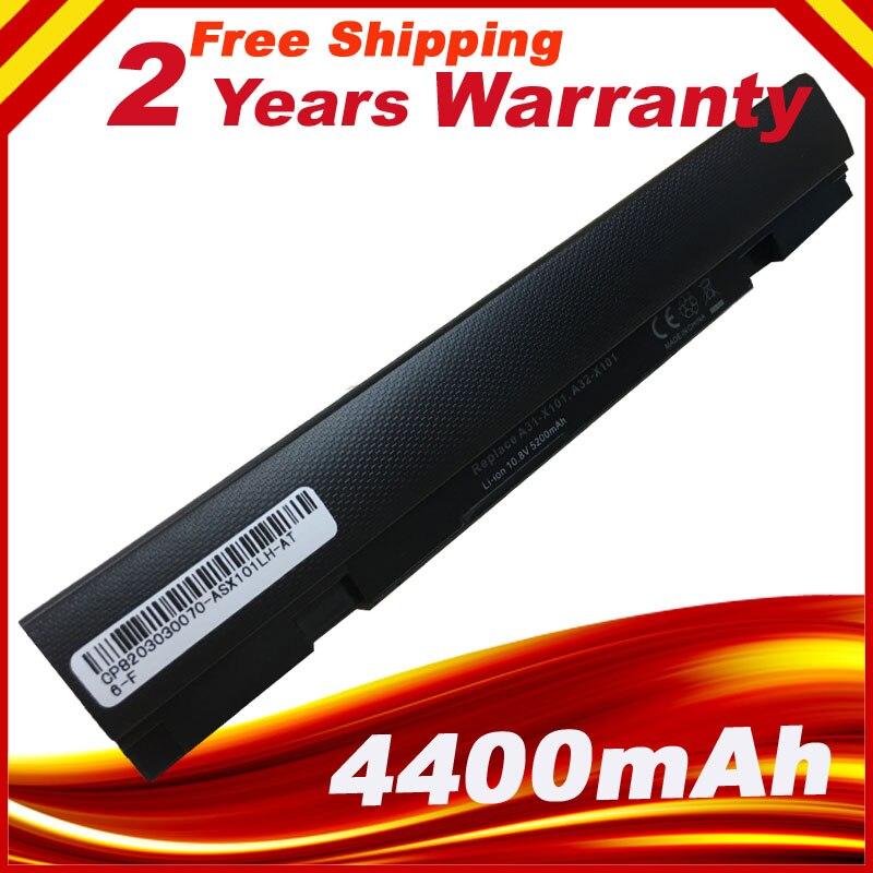 Nouveau 10.8 v 6 CELLULAIRE Batterie D'ordinateur Portable A31-X101 A32-X101 Pour ASUS Eee PC X101 X101C X101CH X101H Série 5200 mah
