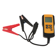 Car Digital Battery Alternator Tester LCD Analyzer Diagnostic Tool AE300