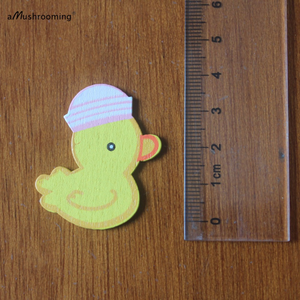 Wooden Duck Pink Hat, Rubber Duck party, Baby shower , Girls Baby ...