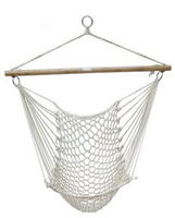 NET Leisure Swinging hanging hammock chair dedicated indoor and outdoor relax