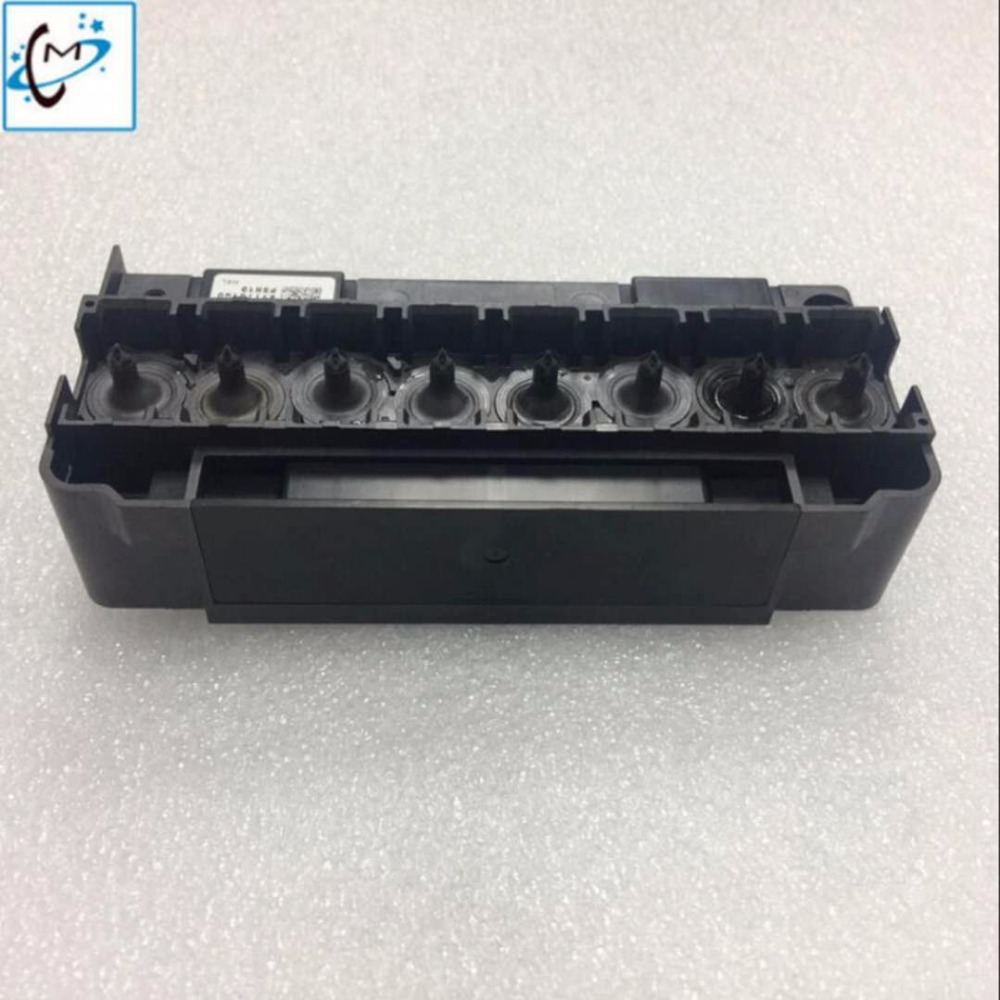 Original new F18600 dx5 solvent print head cover adapter for Mutoh 1604 RJ900C xuli UV flatbed printer head cover manifold dx5 printer head cap for dx5 print head solvent printer for mutoh rj900c vj1604w vj1604e mimaki jv33 solvent ink printer