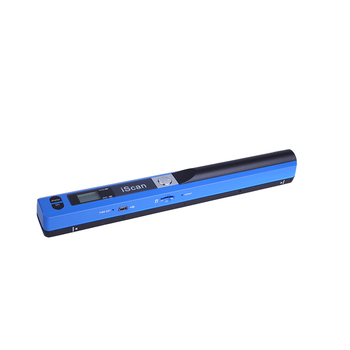IScan Mini Scanner Portable 900DPI CRAN LCD JPG Format PDF Document Image Iscan Scanner Portable A4