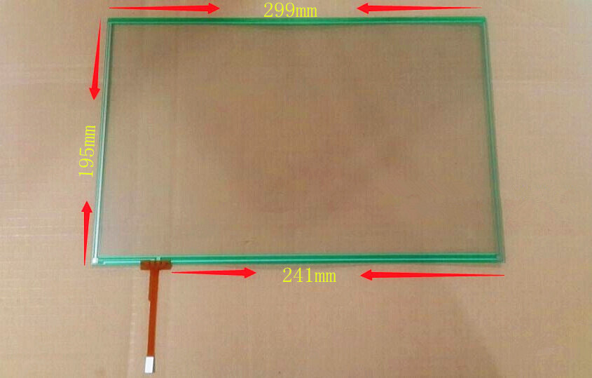Original New 13.3''inch CP436305-01 for N010-0521-T502 man-machine interface Touch screen digitizer panel free shipping new 12 1 inch 258mm 200mm touch screen for n010 0554 x225 01 man machine interface 258 200mm screen digitizer panel