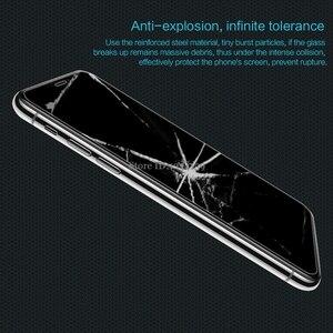 Image 5 - Gehärtetem Glas Für Apple iPhone XS Max Screen Protector Für iPhone XR X NILLKIN Erstaunlich H Nanometer Anti burst schutz Film
