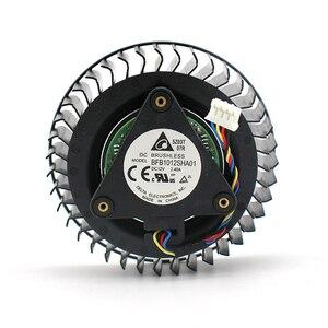 BFB1012SHA01 pour AMD 64 DC12V 2.40A 4 lignes GPU pour XFX RX VEGA 56 R9 390X graphique ventilateur de refroidissement ventilateur