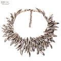 Boa qualidade nova moda z colares & pingentes declaração choker colares para as mulheres maxi colar