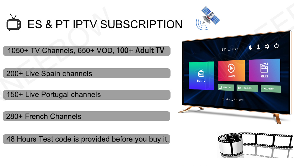 Hot tv channels