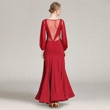 Ballroom-Dress Costume Dancing-Clothes Spanish Standard for Rumba